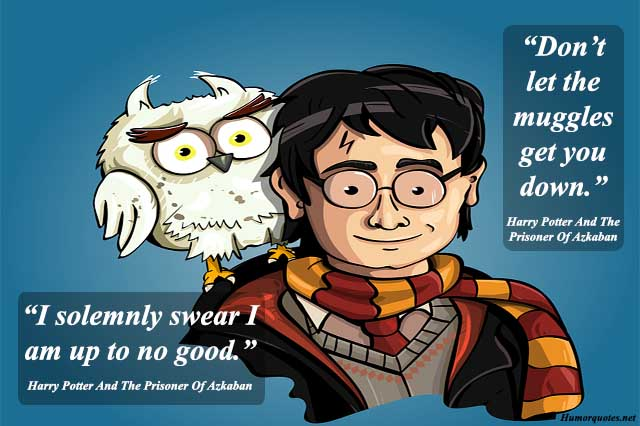 Harry potter quotes funny short