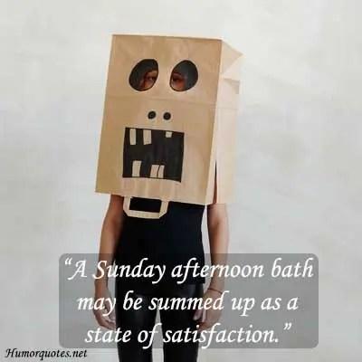 bath humorous quotes