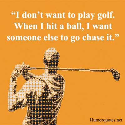 happy gilmore funny golf quotes