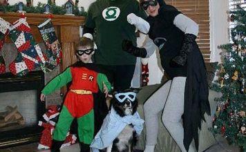 Super Hero Christmas
