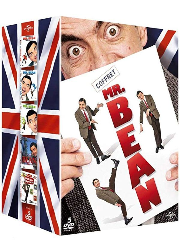 Coffret Mr. Bean 25ème anniversaire