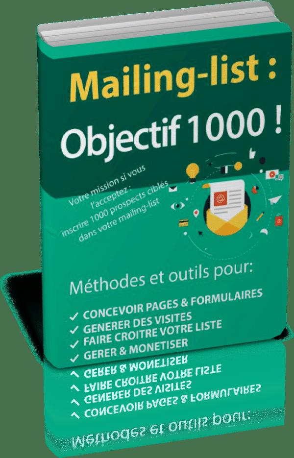 Objectif 1000 !