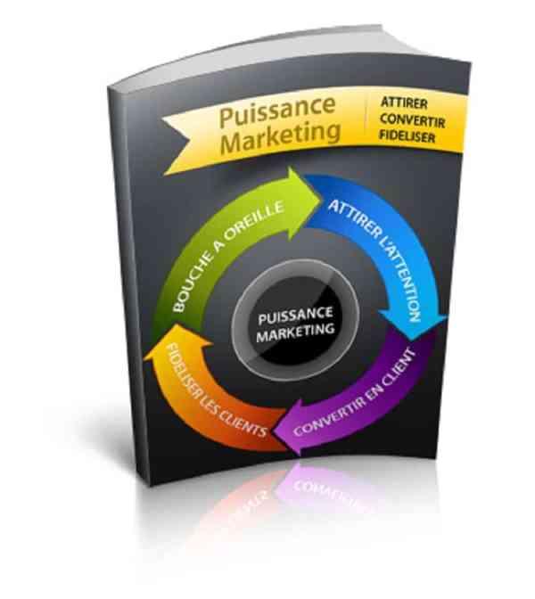 Puissance Marketing. Attirer, Convertir, Fidéliser