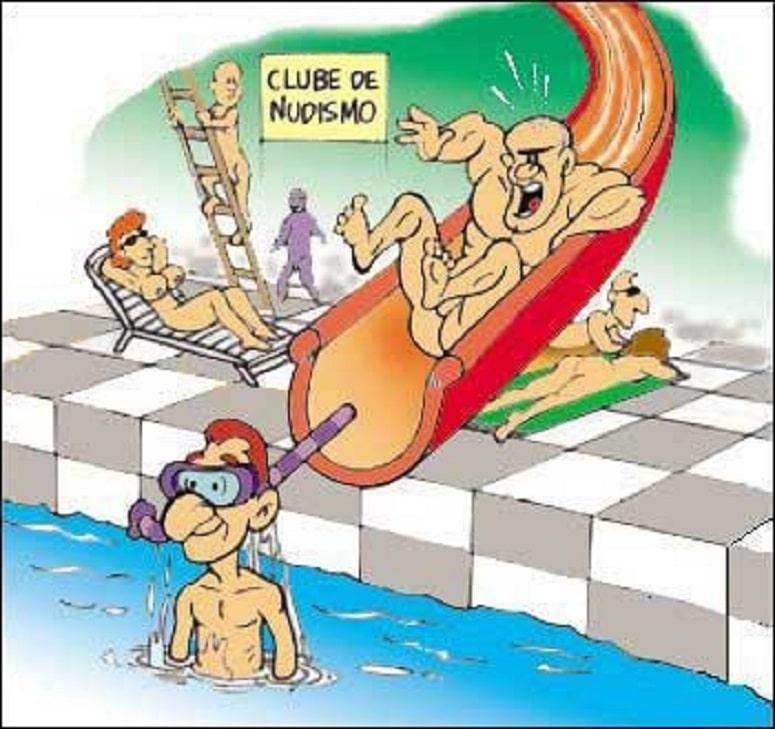 Club de nudiste