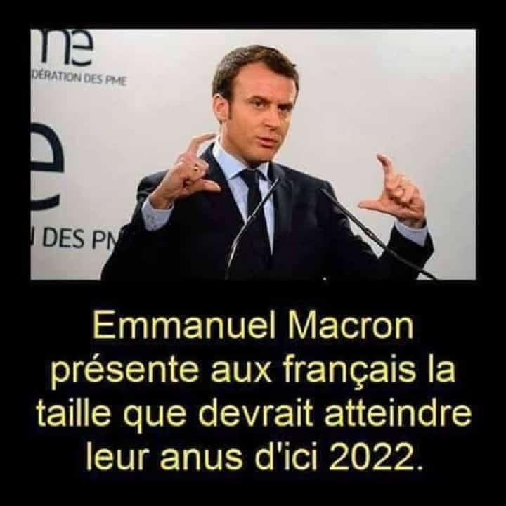 Emmanuel Macron Presente Aux Francais La Taille Que Devrait Atteindre Leur