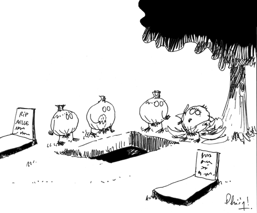 """Résultat de recherche d'images pour """"dessins humoristiques d'une tête d'ail et d'une tête d'échalote"""""""