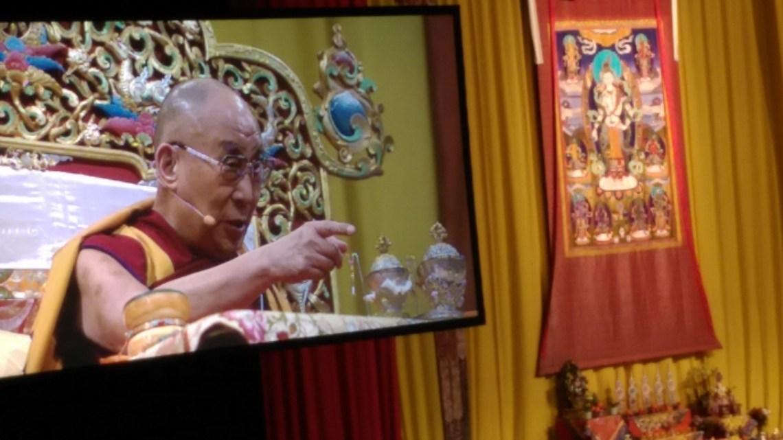 Dalaï lama unplugged