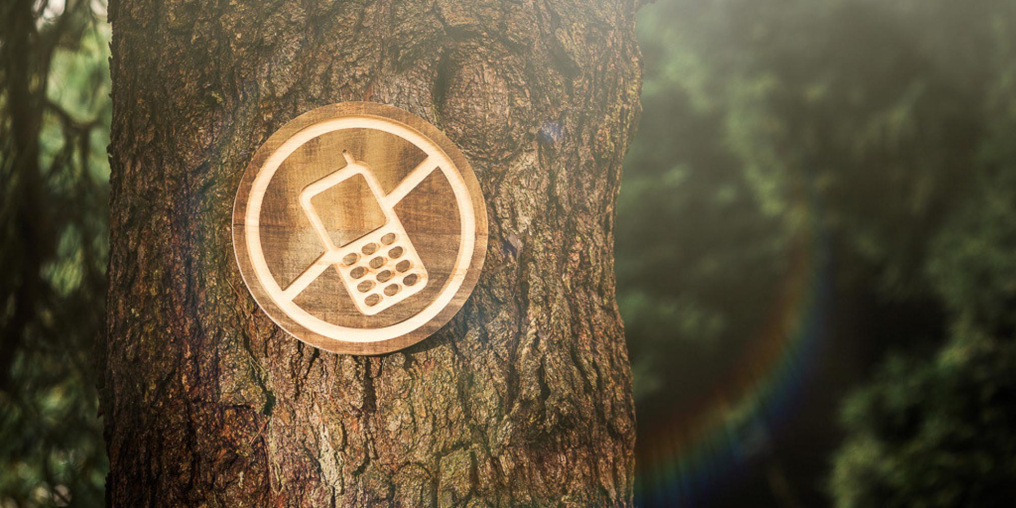 digital detox téléphone portable