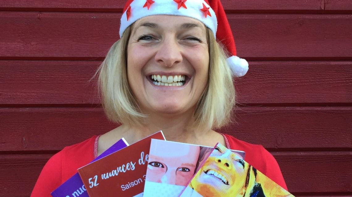 Tu cherches un KDO de Noël original ? Achète mes livres en Click & Collect !