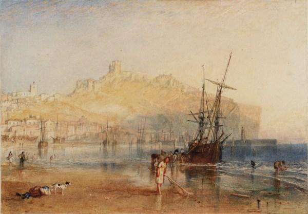 William Turner Watercolor Paintings