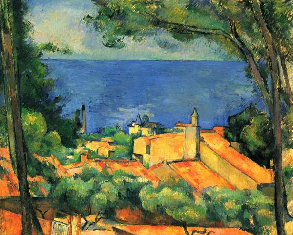 Paul Cezanne 1839-1906 Pioneer Of Modernism End