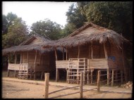 Our rustic resort :)