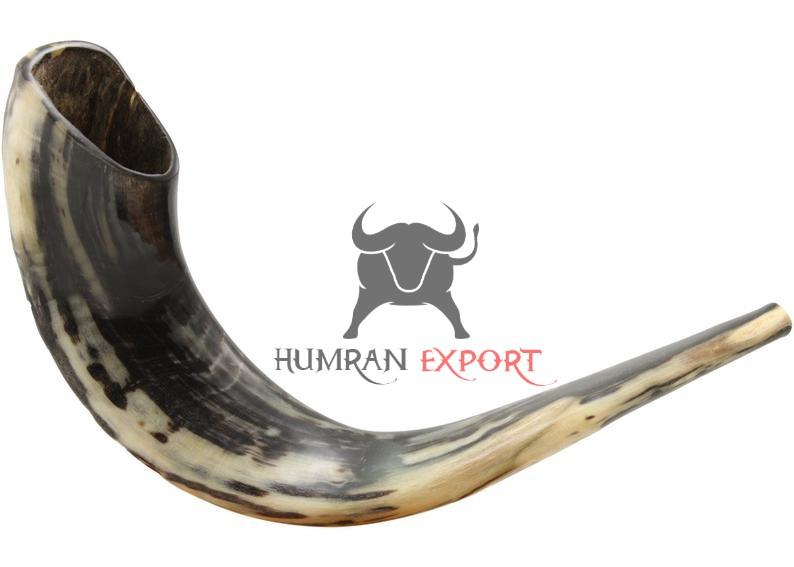 ram blowing horn