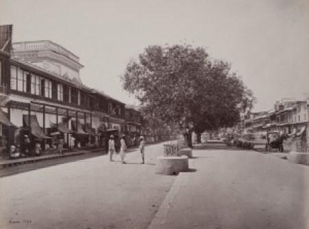The Chandni-Chouk, Principal Street in Delhi