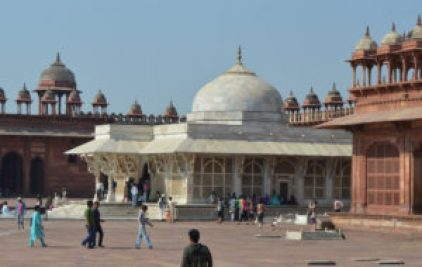dargah-at-fatehpur-sikri