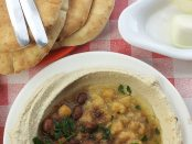 Hummus Pinati