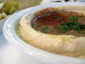 Hummus-Ful at Hummus zahlawi