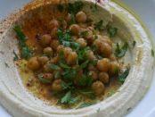 homemade hummus (recipe)