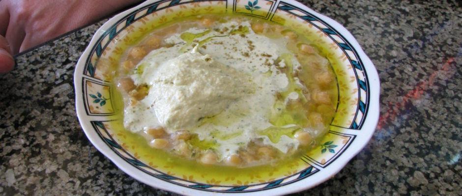 Ikermawi's hummus, Jerusalem