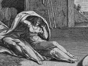 רות, בועז והחומוס