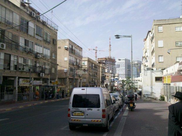 רחוב רבי עקיבא בבני ברק