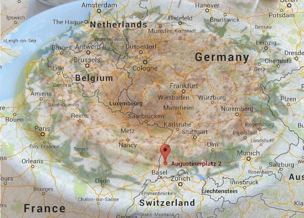 החומוס של עידו, פרייבורג גרמניה