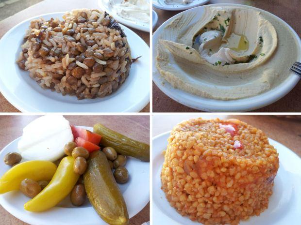 מעט מהאוכל של אום שאקר