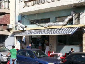 חומוס סעיד פלורנטין, תל-אביב
