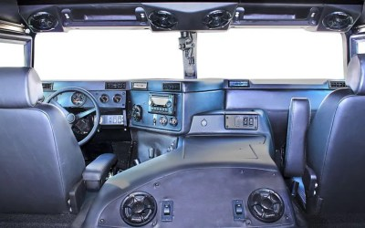 HUMVEE® INTERIOR COMPONENTS