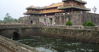 阮朝の王宮