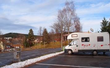 Wohnmobilstellplatz Schluchsee