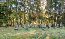 Judenfriedhof Geroda