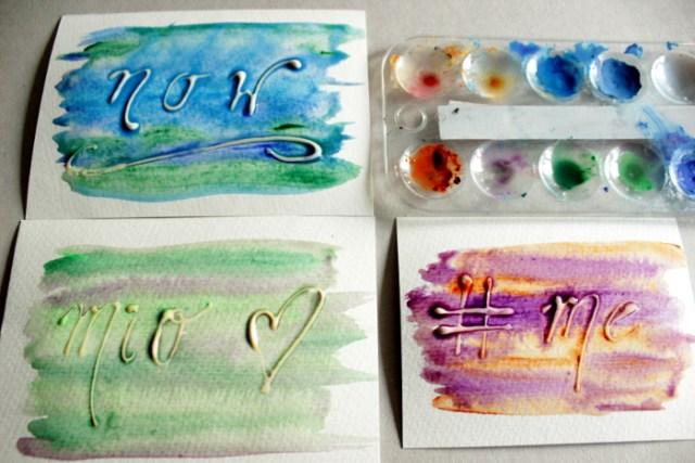 Wasserfarbenbilder