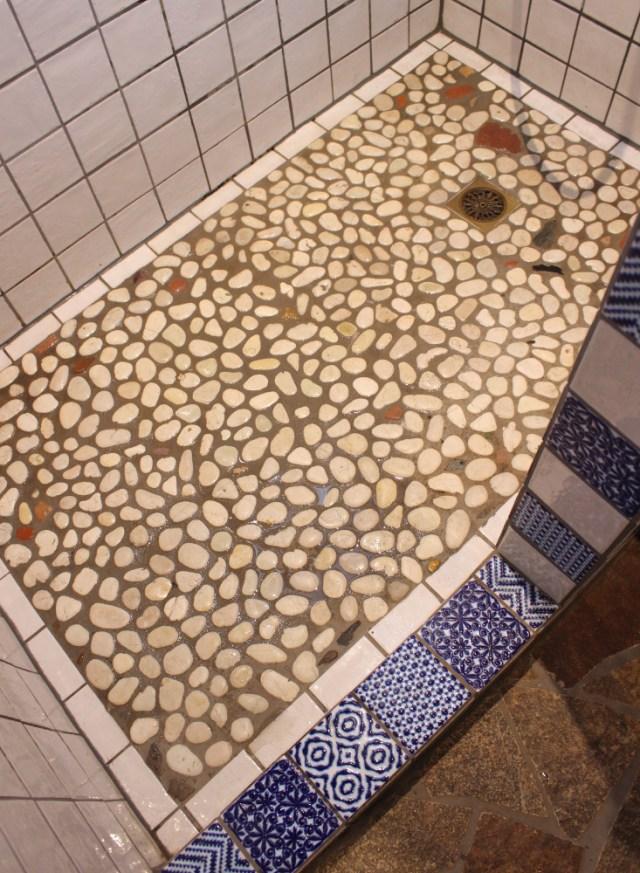 Dusche Badezimmer Fliesen Trendbad Traumbadezimmer
