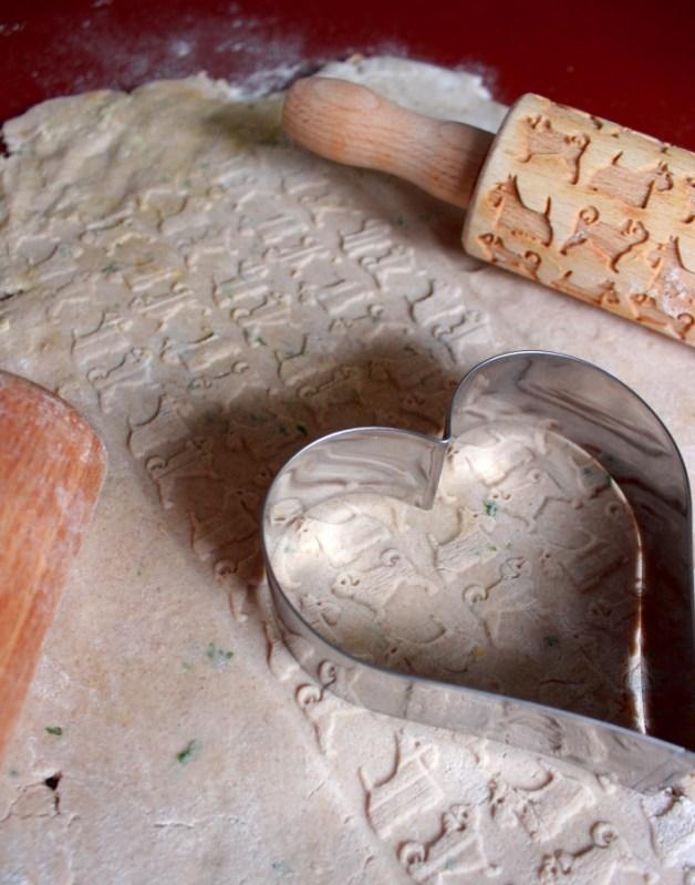 Leckerli Hundekekse getreidefreie Leckerli selbermachen Rezepte DIY handmade