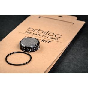 Orbiloc Dog-Light m. farvede lys tilbehør