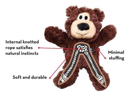 KONG Wild Knots Bears