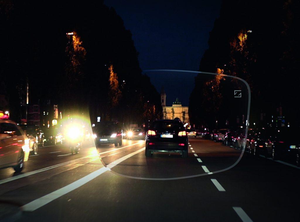 Nachtfahrgläser