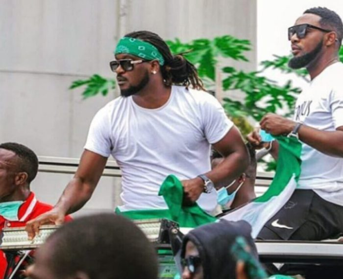 """Wake up and stop using old school style"" - Paul Okoye warns Nigerian politicians"