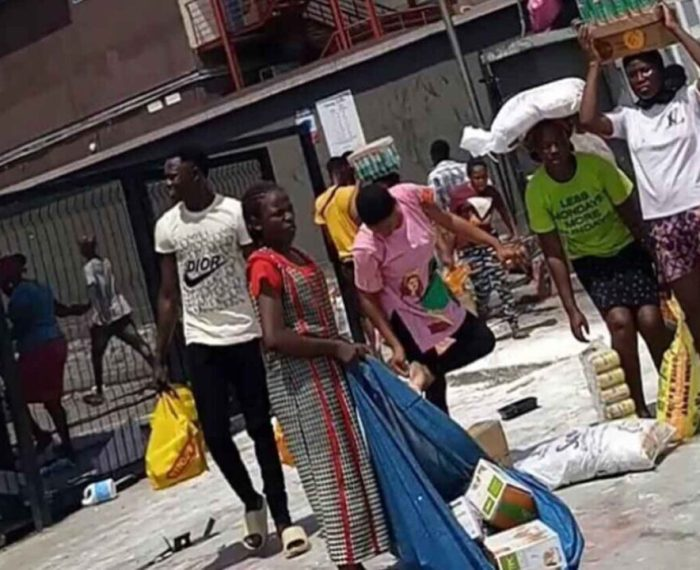 Lagos To Prosecute Suspects Who Destroyed And Looted Public/Private Properties