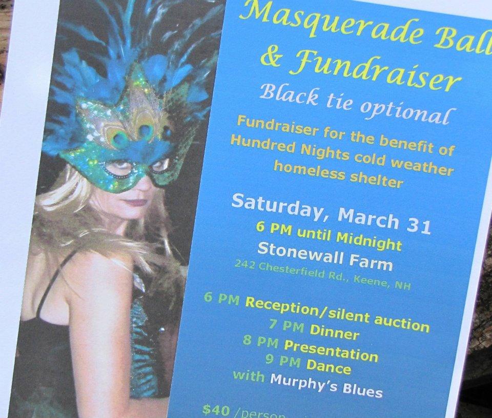 Masquerade Ball & Fundraiser '12
