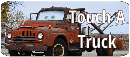 Touch A Truck Trunk or Treat