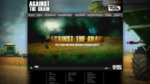 Against the Grain TV Show