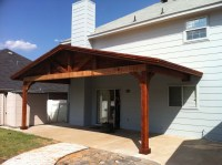 Wide Backyard Patio Cover Shades Large Backyard - Sherman ...