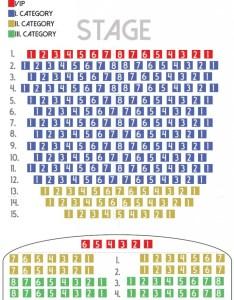 Danube palace seating map also plan of budapest folk shows hungarian rh hungarianfolk