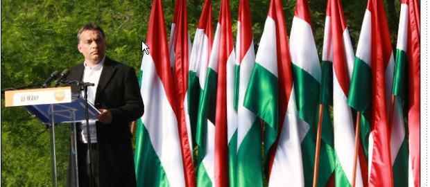 Orban Eu kampany