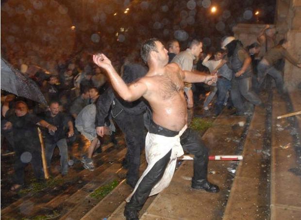 Riots #1