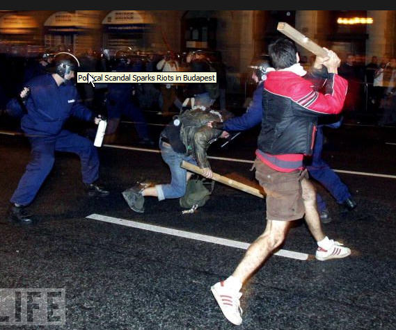 Riots # 3