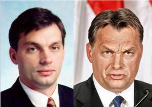 Orban fiatal es most