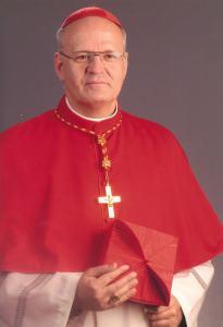 Cardinal Péter Erdő, Archbishop of Esztergom-Budapest